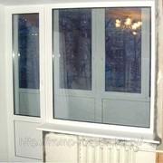 Установка пластиковых окон  остекление балконов нижний тагил тел. 46-06-11